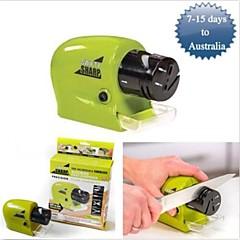elektrische Messerschärfer Küchenschere Schraubendreher Schärfen Werkzeugklingen
