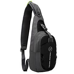 5 L Csomag derékra Belt Pouch Válltáska Melltáska Kempingezés és túrázás Mászás Futás Hordozható Viselhető Többfunkciós Műanyag TANLUHU