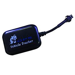 Mini global gps izci gerçek zamanlı yer belirleyici lbs / gsm / gprs 4 bant araba araç için hırsızlığı takip