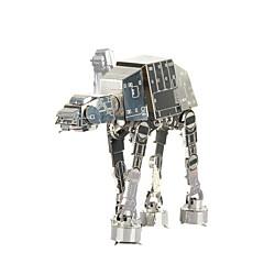 직소 퍼즐 3D퍼즐 / 메탈 퍼즐 빌딩 블록 DIY 장난감 메탈 핑크 모델 & 조립 장난감