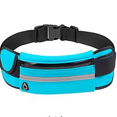 Bæltetasker Mobiltelefonetui for Løb Jogging Sportstaske Vandtæt Hurtigtørrende Telefon/Iphone LøbetaskeAlle Mobil Iphone 6/IPhone