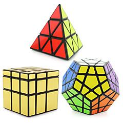 Rubik küp Shengshou Pürüzsüz Hız Küp Pyraminx Alien Megaminx Hız profesyonel Seviye Sihirli Küpler