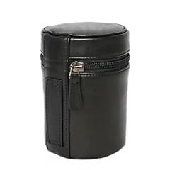 모든 카메라 렌즈 니콘 캐논 PENTAX에 대한 m 카메라 렌즈 케이스 소니 올림푸스 (블랙 / 브라운 / 커피)