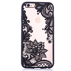 Na Wzór Kılıf Etui na tył Kılıf Kwiat Twarde Akrylowy AppleiPhone 7 Plus / iPhone 7 / iPhone 6s Plus/6 Plus / iPhone 6s/6 / iPhone