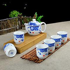 Zestaw Codzienny / Herbata / Prezent Prezent,Ceramiczny 1