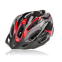 Unisex-Dağ-Bisiklete biniciliği / Dağ Bisikletçiliği-Kask(Sarı / Kırmızı / Siyah / Mavi,Karbon Fiber + EPS)20 Delikler