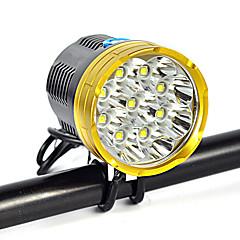 Otsalamput Valojen Hihnat turvavalot LED 18000 Lumenia 1 Tila Cree XM-L T6 Kulma valo Erityiskevyet Ajoneuvoihin sopiva varten