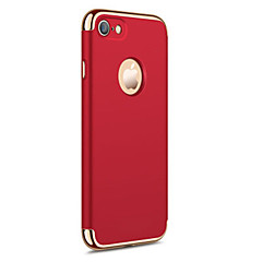 Na iPhone X iPhone 8 iPhone 7 iPhone 6 Etui iPhone 5 Etui Pokrowce Galwanizowane Etui na tył Kılıf Solid Color Twarde PC na Apple iPhone