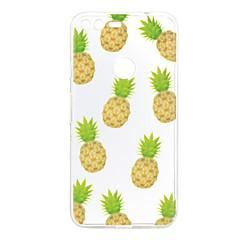 Voor google pixel xl pixel case cover fruit patroon achterkant zachte tpu