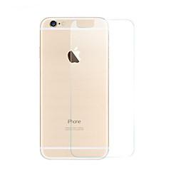 Hærdet Glas 9H hårdhed / 2.5D bøjet kant Rygbeskyttelse Ridsnings-SikkerScreen Protector ForApple iPhone 7 / iPhone 6s/6