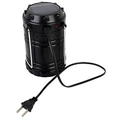 Fener ve Çadır Lambaları LED 10 Lümen 10 Kip LED Lityum Pil Kompakt Boyut Acil Kamp/Yürüyüş/Mağaracılık Günlük Kullanım Seyahat Dış Mekan