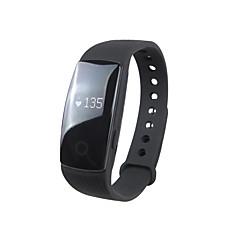 ID107 Okos karkötőHosszú készenléti idő / Elégetett kalória / Lépésszámlálók / Egészségügy / Sportok / Érintőképernyő / Hol a mobilom /