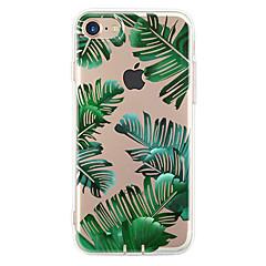 Na Etui iPhone 7 Etui iPhone 7 Plus Etui iPhone 6 Etui Pokrowce Ultra cienkie Wzór Etui na tył Kılıf Drzewo Miękkie Poliuretan