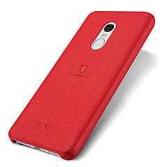 Για Εξαιρετικά λεπτή Παγωμένη tok Πίσω Κάλυμμα tok Μονόχρωμη Σκληρή PC για XiaomiXiaomi Redmi Note 3 Xiaomi Redmi Note 4 Xiaomi Mi 5s