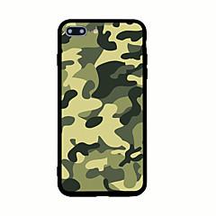 Varten Kuvio Etui Takakuori Etui Armeijatyyli Kova Akryyli varten AppleiPhone 7 Plus iPhone 7 iPhone 6s Plus iPhone 6 Plus iPhone 6s
