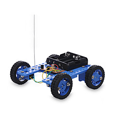 Speeltjes voor Jongens Ontdekkingsspeelgoed Speelgoed op zonne-energie Automatisch Metaal Kunststof Bruin