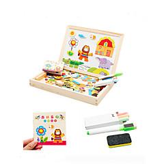 Legpuzzels Educatief speelgoed Bouw blokken DHZ-speelgoed 1