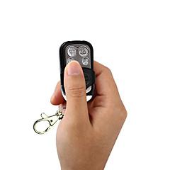 Fyw przenośne 4 klucze zdalne bez konieczności cięcia przewodów ściennych można wkleić w dowolnym miejscu bez konieczności cięcia