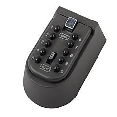 Naścienna skrzynka na klucz z kasetą kluczykową z możliwością ustawienia zestawu