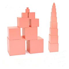 Legpuzzels Educatief speelgoed Bouw blokken DHZ-speelgoed Cilindrisch 1 Ontspannende hobby's