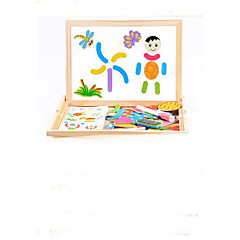 Legpuzzels Educatief speelgoed Bouw blokken DHZ-speelgoed 1 Ontspannende hobby's