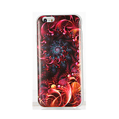 Voor IMD Patroon hoesje Achterkantje hoesje Kleurgradatie Zacht TPU voor AppleiPhone 7 Plus iPhone 7 iPhone 6s Plus iPhone 6 Plus iPhone