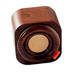 Music Box Kwadratowe Artykuły świąteczne Drewno Dla obu płci