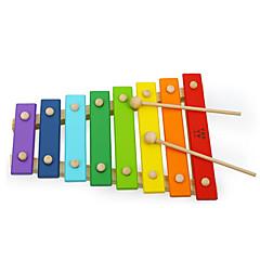 Instrumenty muzyczne Hobby Drewno Dla dzieci Dla obu płci