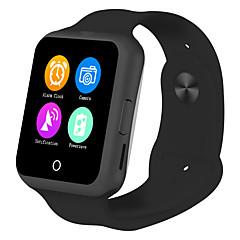 Mtk6261 slim horloge sim 32mb rom polshorloge support android ios 350mah gsm 5colors bluetooth smartwatch