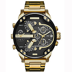 Herrn Sportuhr Militäruhr Kleideruhr Modeuhr Armbanduhr Armband-Uhr Einzigartige kreative Uhr Armbanduhren für den Alltag Chinesisch