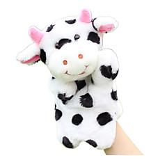 Κούκλες Cow Χνουδωτό Ύφασμα