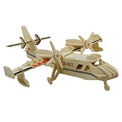 Kit Lucru Manual Puzzle 3D Puzzle Jucarii Aeronavă 3D Reparații Unisex Bucăți