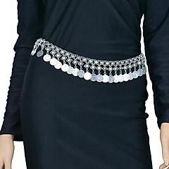 Damskie Biżuteria Łańcuszek na brzuch Postarzane biżuteria kostiumowa Stop Biżuteria Na Wyjściowe Codzienne