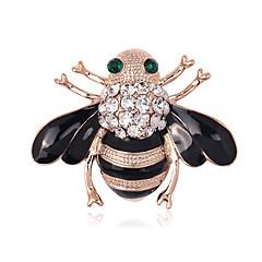 Γυναικεία Καρφίτσες Στρας Βασικό Πεπαλαιωμένο Εξατομικευόμενο κοσμήματα πολυτελείας μινιμαλιστικό στυλ Κλασσικά Κομψή κοστούμι κοστουμιών