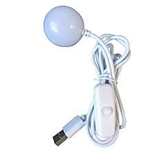 Noc LED Light Światła USB-2W-USB Dekoracyjna Łatwe przenoszenie - Dekoracyjna Łatwe przenoszenie