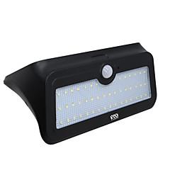 ywxlight® emberi test indukció 46led 4.5w vízálló led napelem lámpák kerti világítás kültéri táj gyeplámpa napfali lámpák 1 db