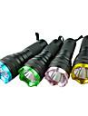 Lanternas LED Lanternas de Mao LED Lumens 1 Modo - AA Campismo / Escursao / Espeleologismo