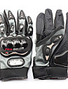 Cotton+Rubber Non-Slip+Breathable Full Finger Motocycle/Cycling Gloves MCS-01C