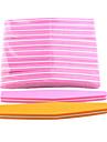 10PCS 스폰지 네일 파일 다이아몬드 (임의의 색)