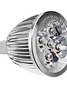 6W GU5.3(MR16) LED Spotlight MR16 5 High Power LED 280 lm Natural White DC 12 V