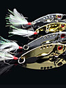 pcs Vibration/VIB Fishing Lures Hard Bait Metal Bait g/Ounce mm inch