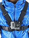 가스 스트랩 에 대한Gopro 5 Gopro 4 Gopro 4 Session Gopro 4 Silver Gopro 4 Black Gopro 3 Gopro 2 Gopro 3+ Gopro 1 SJ5000 롤라이 액션 캠 (420) 가민 Virb X