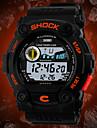 SKMEI® Men\'s Watch Sports LCD Digital Water Resistant Calendar Multi-Function  Cool Watch Unique Watch Fashion Watch