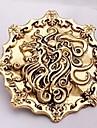 europeen une chanson de glace et le feu 4cm unisexes broches en alliage (bronze, or, noir) (1 pc)
