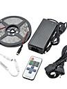 90w 7500lm 300x5630 SMD LED luz branca morna LED Light Strip kits (DC 12V)