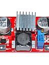 A와 높은 전압을 out5-56v in3.5-35v lm2577 빨간 DC 부스터 모듈 (c3b3)