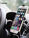 baseus® especialmente concebido 360 graus de saída de ar do carro dedicado rotativo suporte de montagem para iphone 6