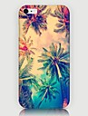 Coconut Palm Pattern Back Case for iPhone 6
