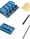 4 maneiras retransmitir modulo com optocoupler e acessorios