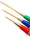 3PCS  Drawing Nail Pen Set For Nail Art Tool